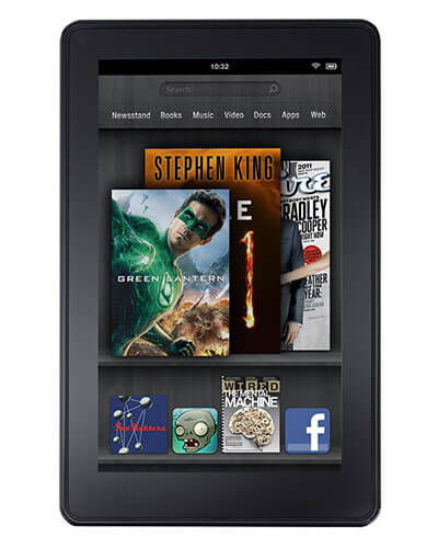 New Kindle Fire 7